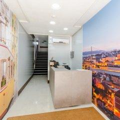 Hotel LX Rossio интерьер отеля