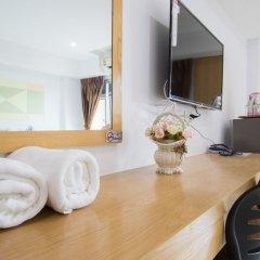 Отель JR Mansion Бангкок удобства в номере