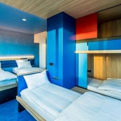 Отель Hôtel Yooma Urban Lodge комната для гостей фото 2