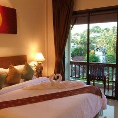 Отель Kata Noi Resort Таиланд, пляж Ката - 1 отзыв об отеле, цены и фото номеров - забронировать отель Kata Noi Resort онлайн комната для гостей фото 3