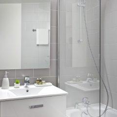 Отель Citadines Presqu'île Lyon ванная фото 2