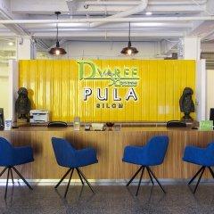 Отель D Varee Xpress Pula Silom интерьер отеля