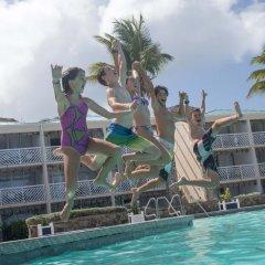 Отель All Inclusive Divi Carina Bay Beach Resort & Casino бассейн фото 3