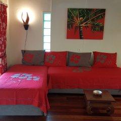 Отель Poerani Moorea комната для гостей фото 2