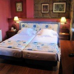 Отель Palacio Obispo Испания, Фуэнтеррабиа - отзывы, цены и фото номеров - забронировать отель Palacio Obispo онлайн комната для гостей