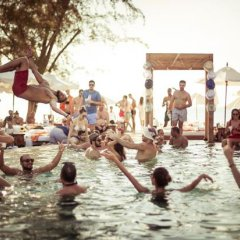 Отель Nikki Beach Resort Таиланд, Самуи - 3 отзыва об отеле, цены и фото номеров - забронировать отель Nikki Beach Resort онлайн детские мероприятия фото 2