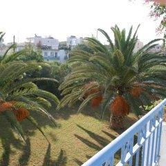 Отель Gorgona балкон