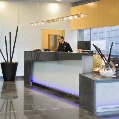 Отель NH Madrid Las Tablas интерьер отеля