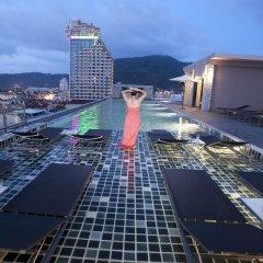 Gu Hotel бассейн