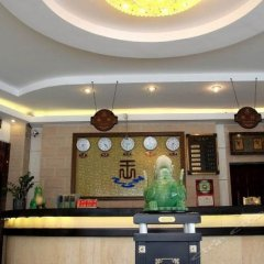 Fogang Wangchao Spa Hotel интерьер отеля фото 3