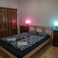 Отель Clown and Bard Hostel Чехия, Прага - отзывы, цены и фото номеров - забронировать отель Clown and Bard Hostel онлайн комната для гостей фото 4