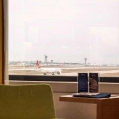 Radisson Blu Conference & Airport Hotel, Istanbul Турция, Стамбул - - забронировать отель Radisson Blu Conference & Airport Hotel, Istanbul, цены и фото номеров балкон