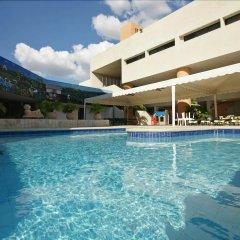 Hotel Los Aluxes бассейн фото 2