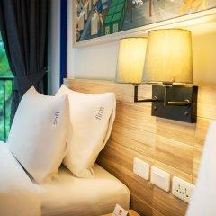 Отель Holiday Inn Express Krabi Ao Nang Beach Таиланд, Ао Нанг - отзывы, цены и фото номеров - забронировать отель Holiday Inn Express Krabi Ao Nang Beach онлайн удобства в номере фото 2