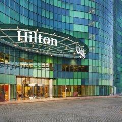 Отель Hilton Capital Grand Abu Dhabi спортивное сооружение