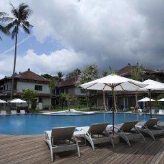 Отель Grand Whiz Nusa Dua Бали бассейн фото 3