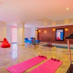 Villa Tena Турция, Калкан - отзывы, цены и фото номеров - забронировать отель Villa Tena онлайн фитнесс-зал фото 2