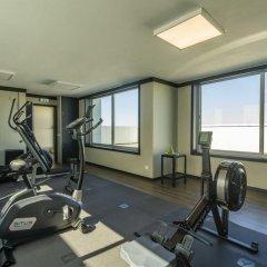 Отель Hf Ipanema Porto Порту фитнесс-зал