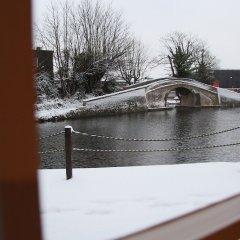 Отель Canal Cottages балкон