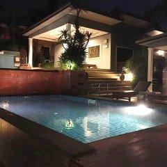 Отель Naiharn Retreat Resort Пхукет бассейн