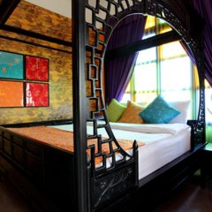 Отель Shanghai Mansion Bangkok 5* Семейный люкс