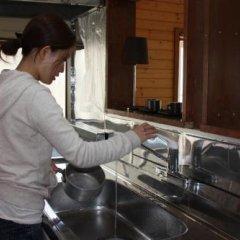 Отель Guest House Wind Inn Hakuba Хакуба гостиничный бар