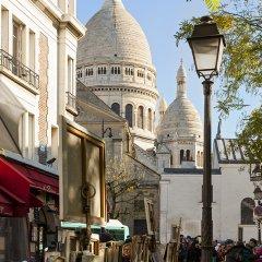 Отель Timhotel Montmartre Париж фото 12