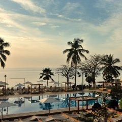 Отель Pullman Dakar Teranga бассейн