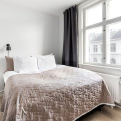 Апартаменты 3-bedroom Pure-LUX Apartment комната для гостей фото 2