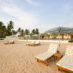 Отель Nantra De Deluxe пляж
