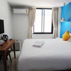 Отель Sleep Whale Express Таиланд, Краби - отзывы, цены и фото номеров - забронировать отель Sleep Whale Express онлайн комната для гостей