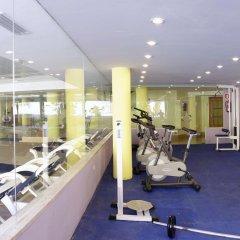 Отель Cala Millor Garden, Adults Only фитнесс-зал