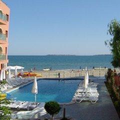 Отель Sunny Bay Болгария, Солнечный берег - отзывы, цены и фото номеров - забронировать отель Sunny Bay онлайн пляж