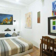 Отель Bab El Fen Марокко, Танжер - отзывы, цены и фото номеров - забронировать отель Bab El Fen онлайн комната для гостей фото 4