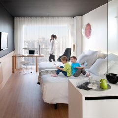Отель Barceló Sants в номере фото 2