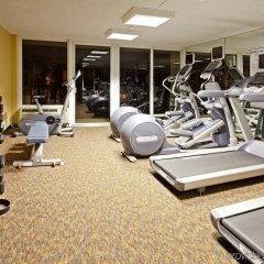 Отель Holiday Inn Lido Beach, Sarasota фитнесс-зал