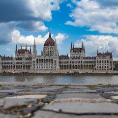 Отель Novotel Budapest Centrum Будапешт пляж