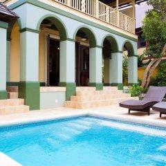Отель Hermosa Cove Villa Resort & Suites бассейн фото 3