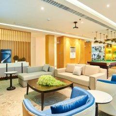 Отель Xiamen Dongfang Hotshine Hotel Китай, Сямынь - отзывы, цены и фото номеров - забронировать отель Xiamen Dongfang Hotshine Hotel онлайн комната для гостей фото 2
