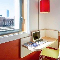 Отель ibis budget Lyon La Part-Dieu интерьер отеля