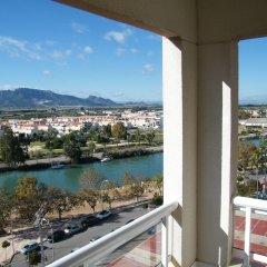 Отель Apartamentos Milenio балкон