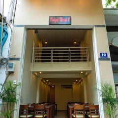 Wanderlust Saigon Hostel питание фото 2