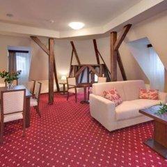 Отель Clarion Grand Zlaty Lev Либерец комната для гостей фото 3