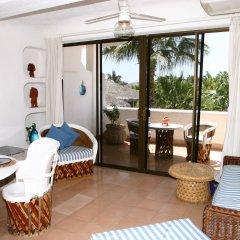 Отель Club Cascadas de Baja комната для гостей