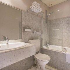 Отель Elysa Luxembourg Париж ванная фото 2