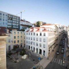 Отель Olá Lisbon - Chiado III балкон