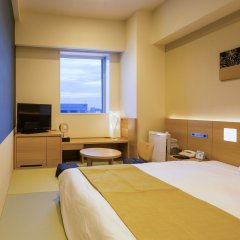 Hotel Sunroute Chiba Тиба комната для гостей
