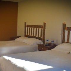 Отель Real de Creel Мексика, Креэль - отзывы, цены и фото номеров - забронировать отель Real de Creel онлайн комната для гостей фото 3