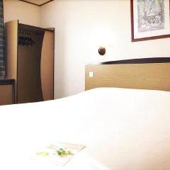 Отель Campanile Brussels - Airport Zaventem Завентем комната для гостей