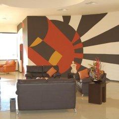 American Inn Hotel & Suites Delicias интерьер отеля фото 2